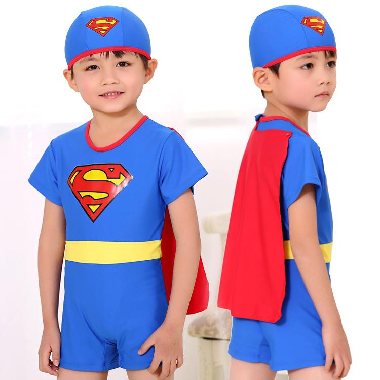 Đồ bơi siêu nhân cho bé trai
