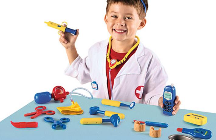 Đồ chơi mô hình nghề nghiệp cho bé
