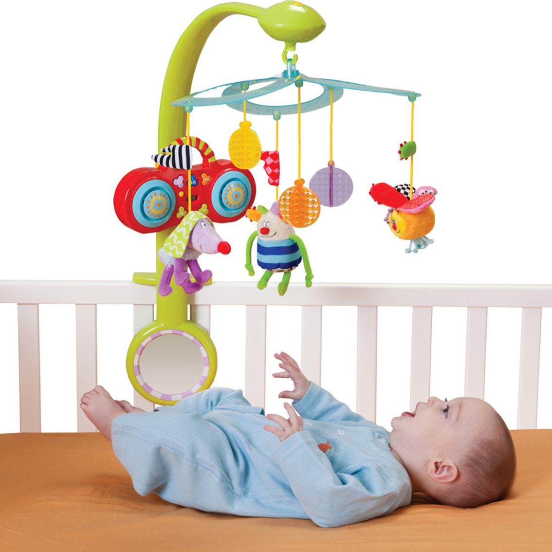 Đồ chơi treo nôi cho trẻ sơ sinh