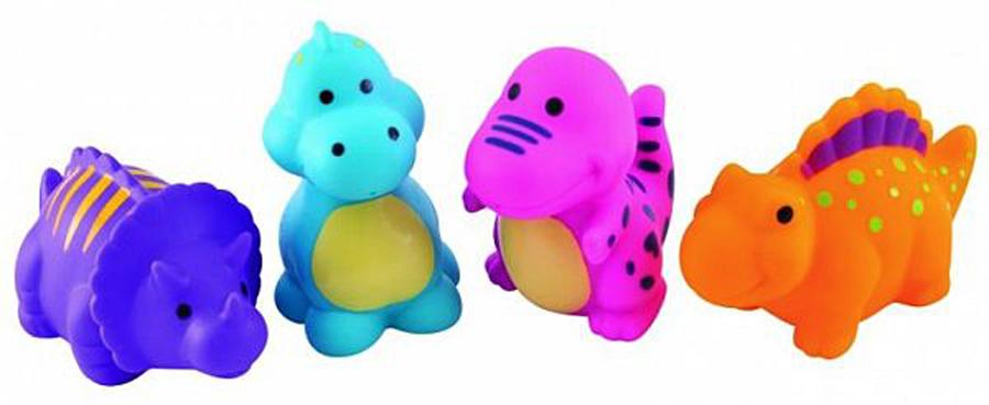 Đồ chơi bồn tắm khủng long Canpol 2/995 màu sắc nổi bật