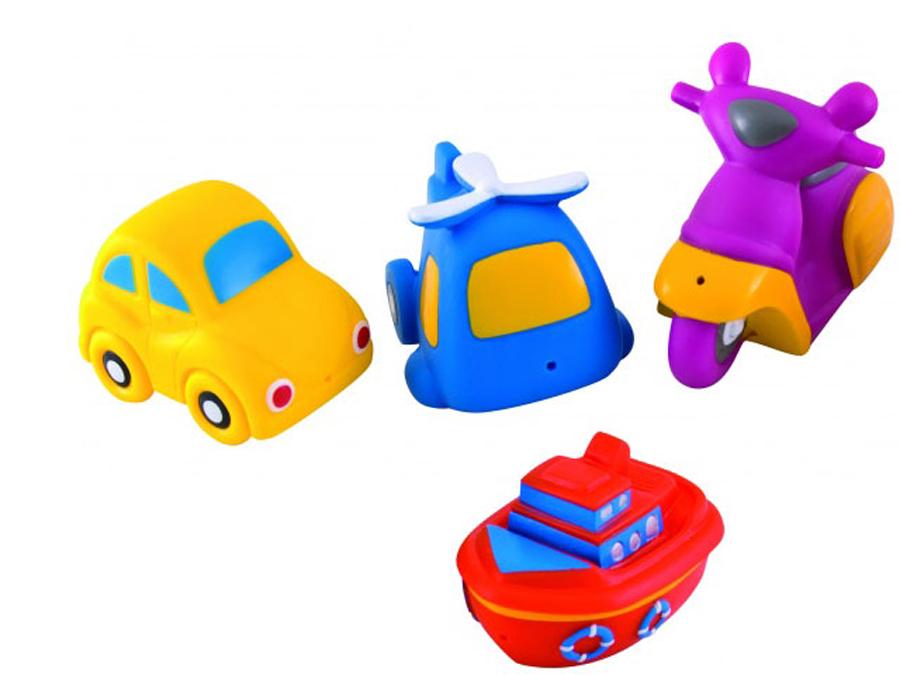 Đồ chơi bồn tắm giao thông 2/996 chất liệu an toàn