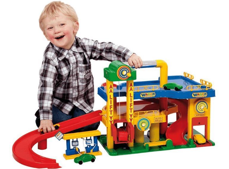 Đồ chơi cho bé trên 2 tuổi