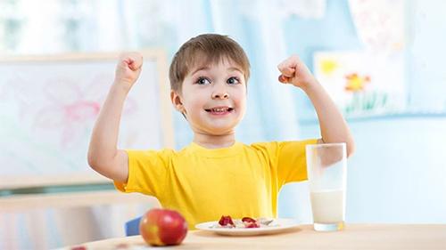 Sữa Hikid nâng cao hệ miễn dịch cho bé
