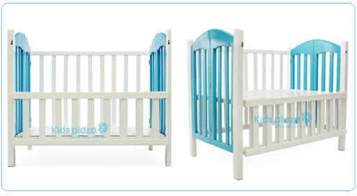 Lựa chọn kích thước giường cũi phù hợp với bé