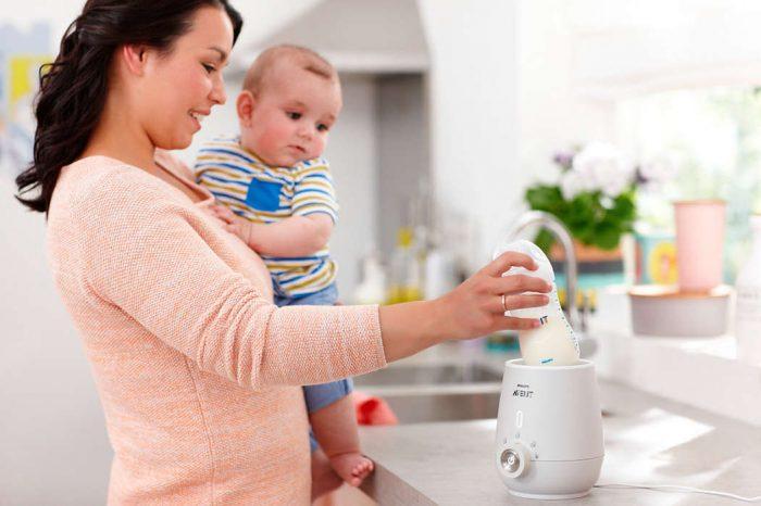 Máy hâm sữa có vai trò gì?