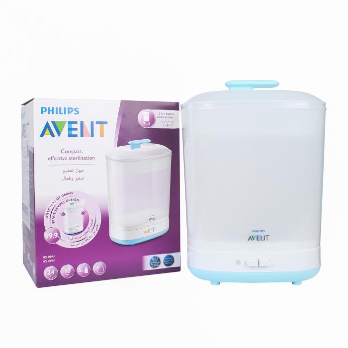 Máy tiệt trùng bình sữa Philips Avent 3in1