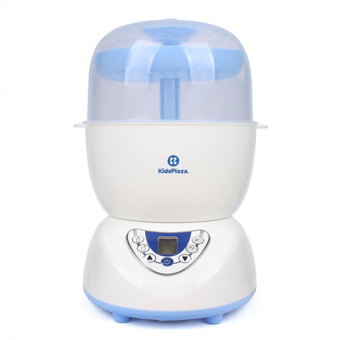 Máy tiệt trùng bình sữa sấy khô KidsPlaza 5in1