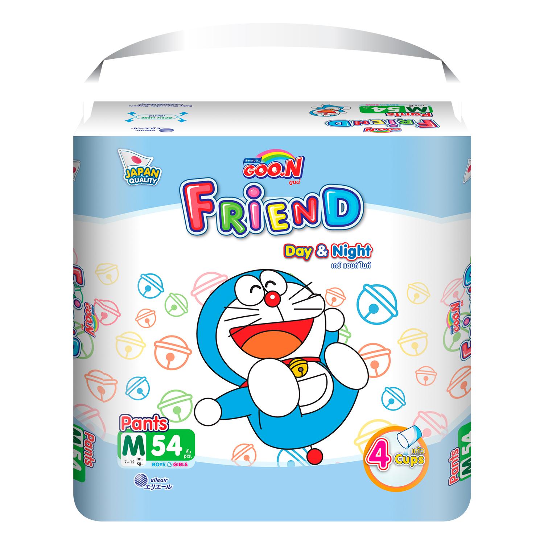 Bỉm quần Goon Friend size M 54 miếng (cho bé từ 7 - 12kg)