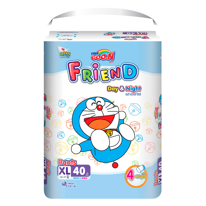 Bỉm quần Goon Friend  size XL 40 miếng