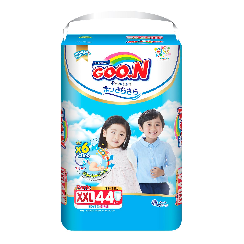 Tã quần Goon Premium size XXL 44 miếng
