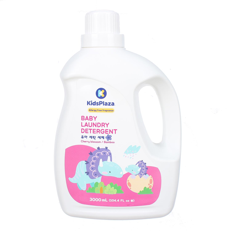 Nước giặt KidsPlaza Nature hương hoa anh đào 3000ml