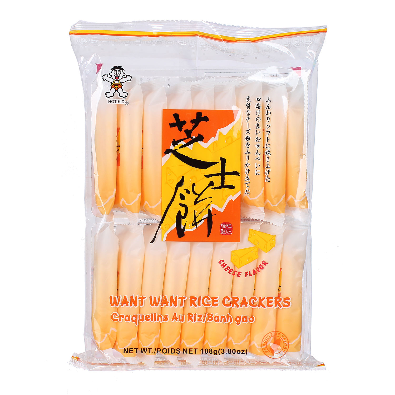 Bánh gạo vị phô mai 108g thơm ngon