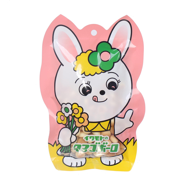 Bánh ăn dặm Baby Ball Thỏ của Nhật
