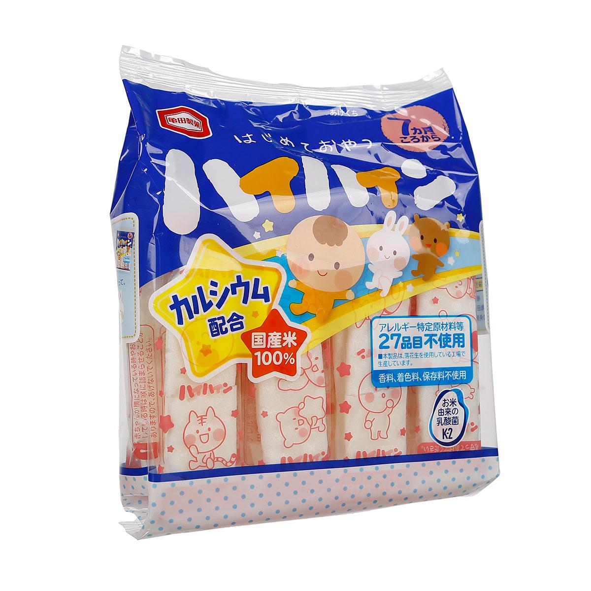 Bánh gạo tươi Nhật Haihain vị hải sản