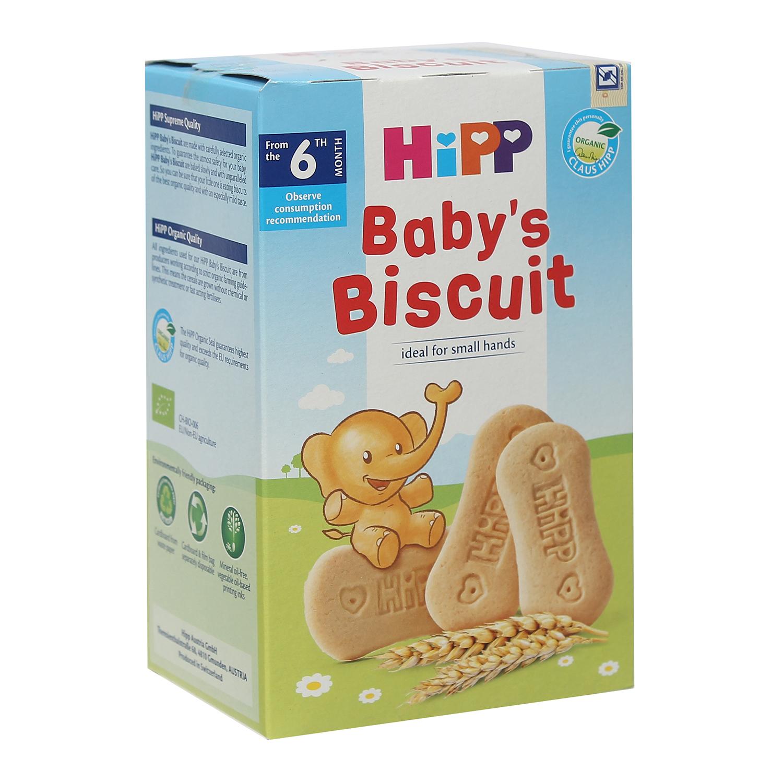 Bánh quy HiPP thơm ngon bổ dưỡng