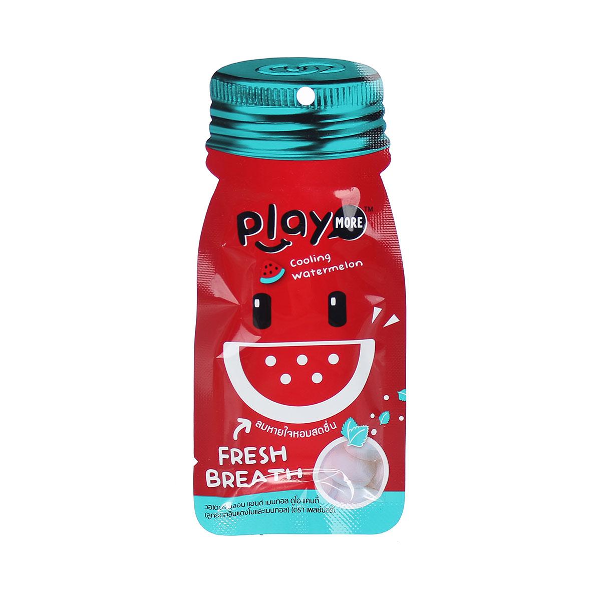 Kẹo the Playmore vị dưa hấu gói 12g