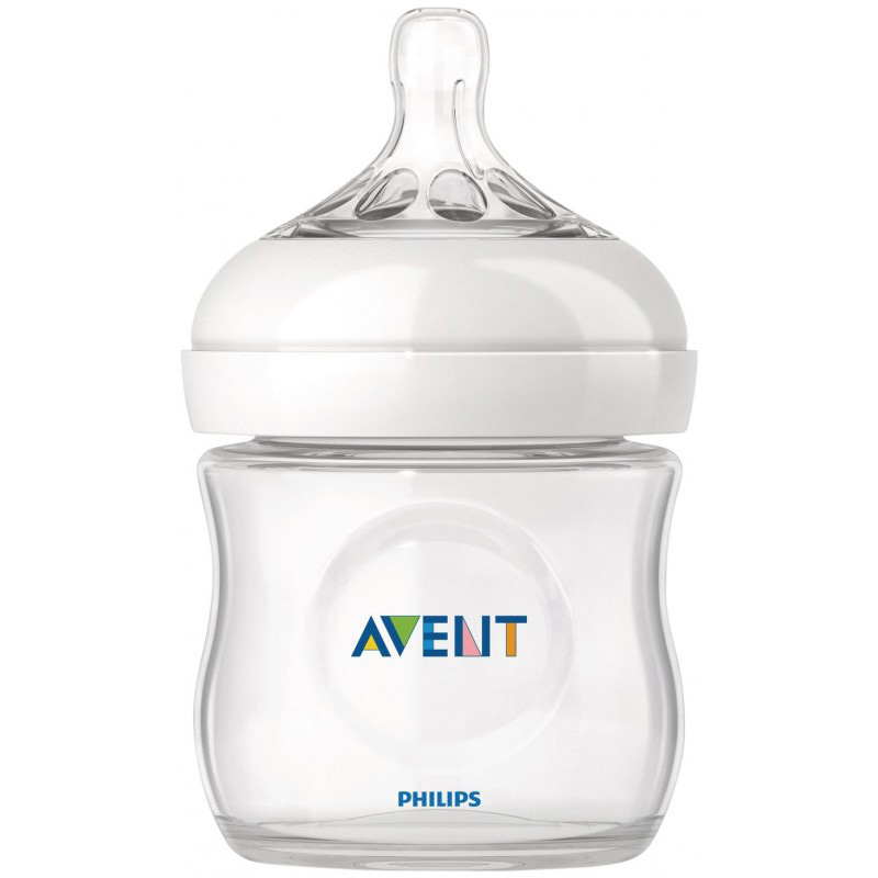 bình sữa philips avent natural 125ml