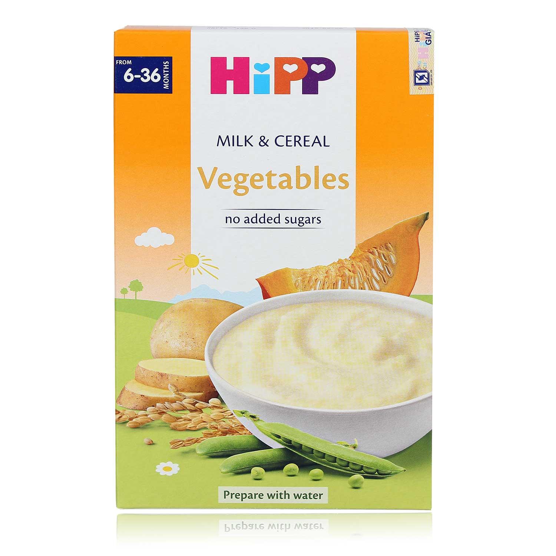 Bột ăn dặm HiPP rau củ tổng hợp 250g
