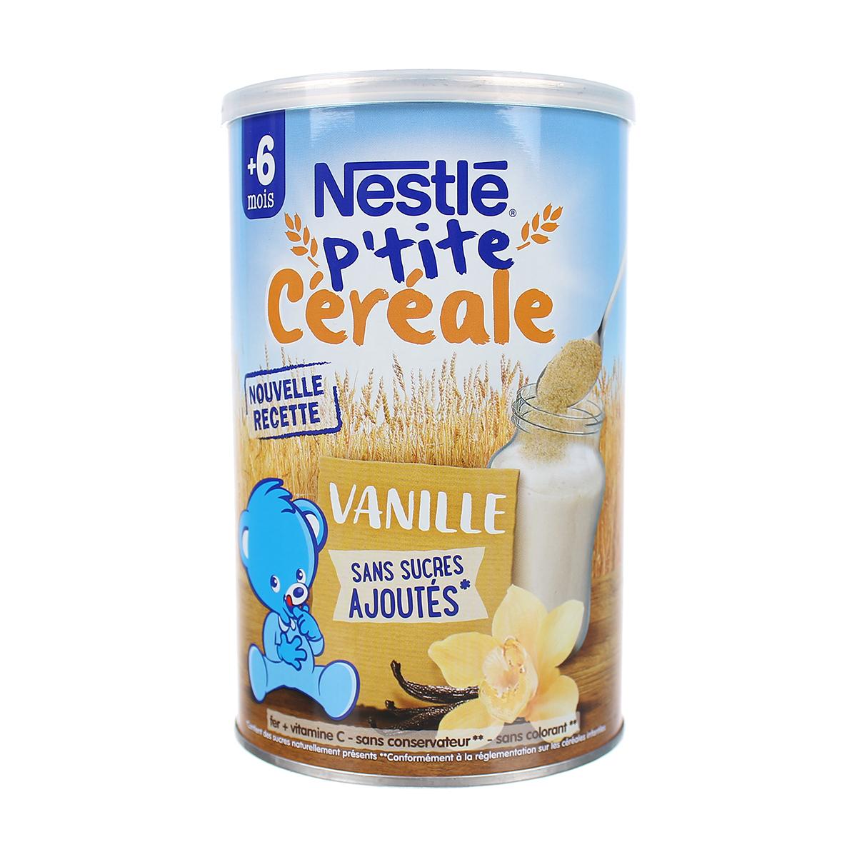 Bột pha sữa Nestle vị Vani 400g