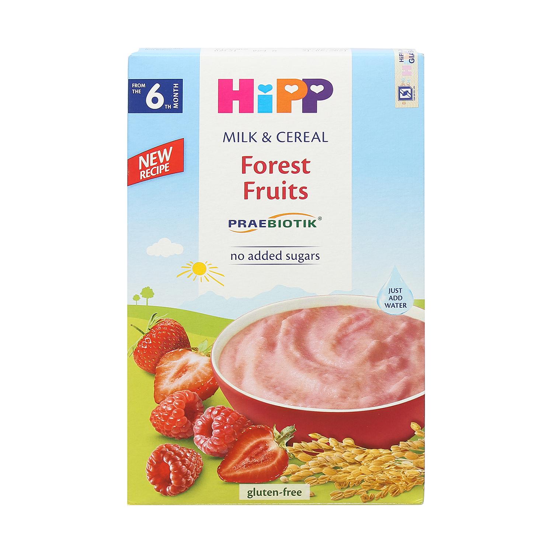 Bột ăn dặm HIPP sữa hoa quả rừng 250g