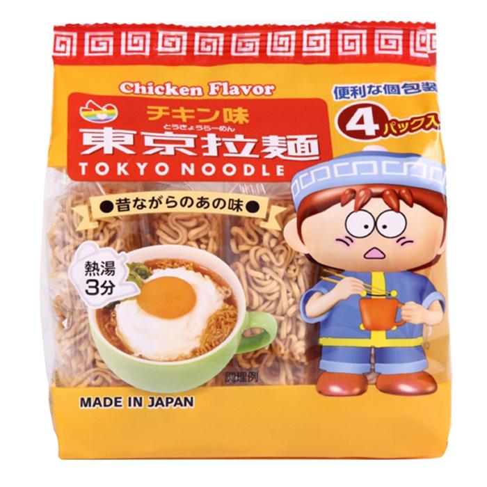 Mỳ Tokyo-ramen vị gà 120g NHAT.NK cho bé trên 1 tuổi