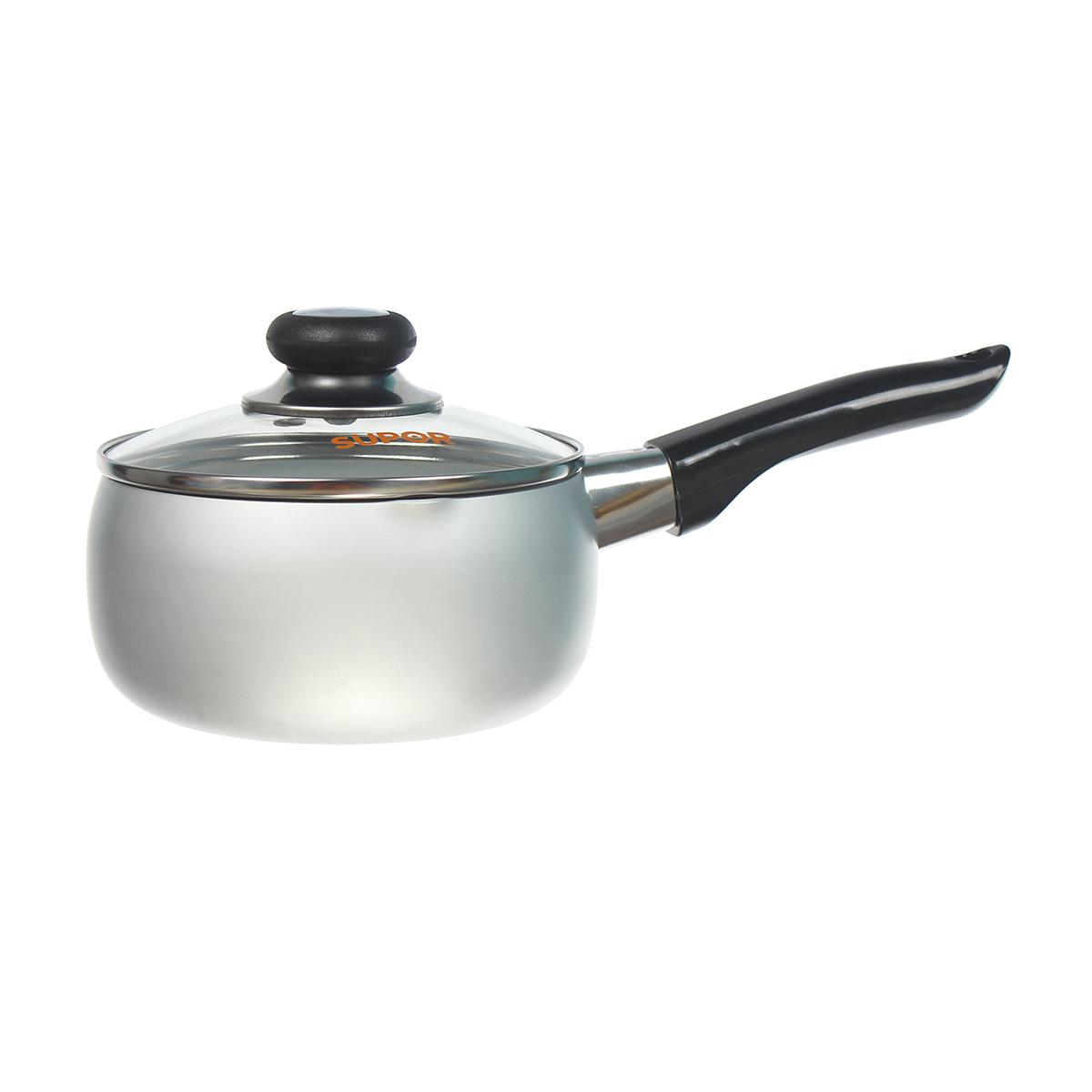 nồi nấu bột cho bé Supor PS14 dễ dàng quan sát thức ăn