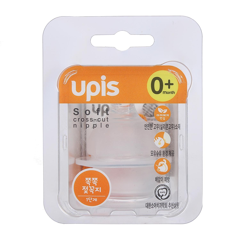 Núm ty Cross Cut UPIS (size 1) Hàn Quốc