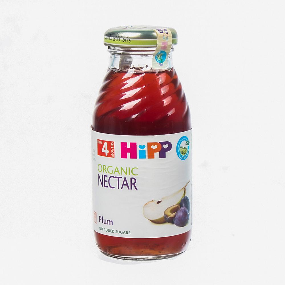 nước ép hoa quả Hipp vị mận tây 8043