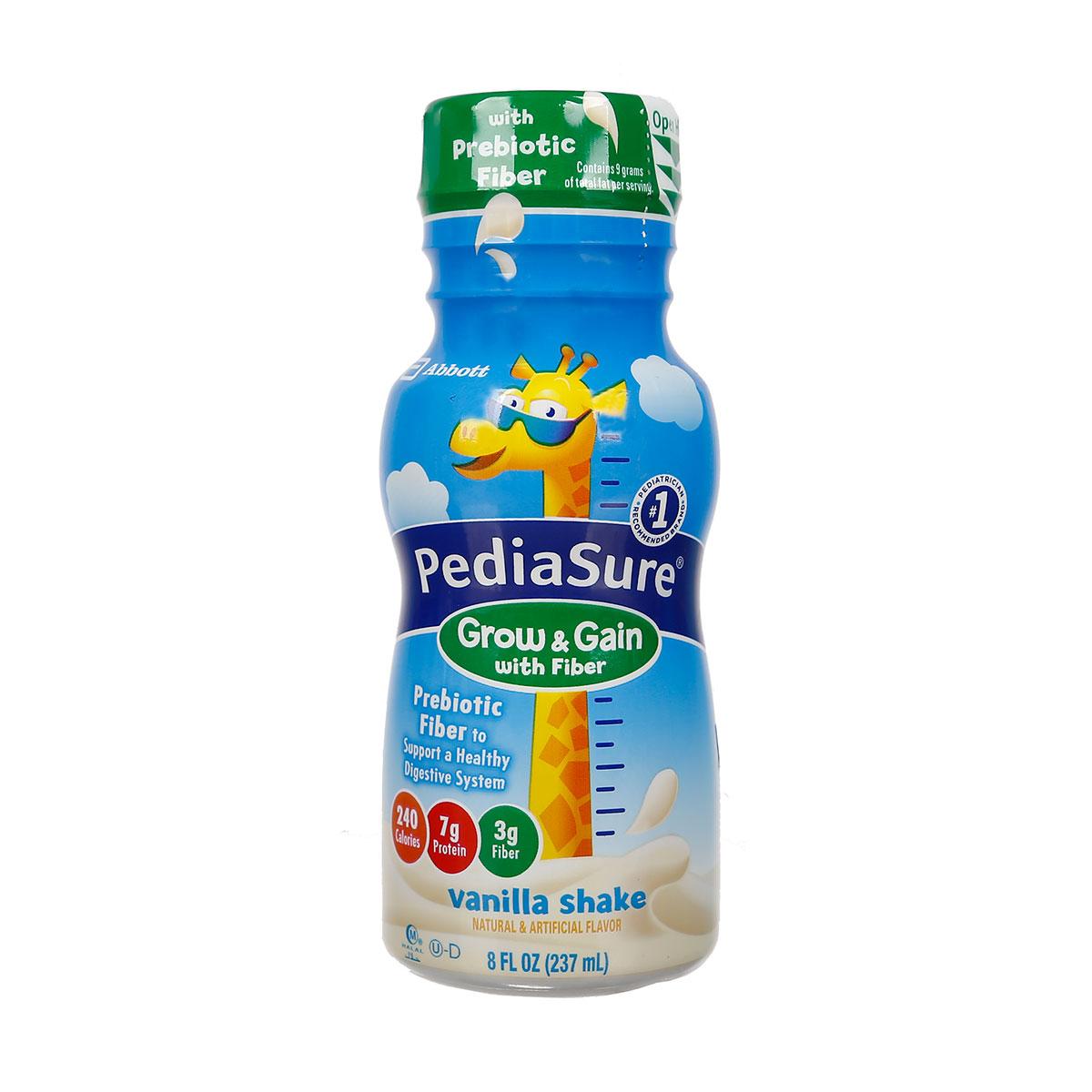 Sữa nước Pediasure Fiber 237ml cho bé từ 2 tuổi trở lên