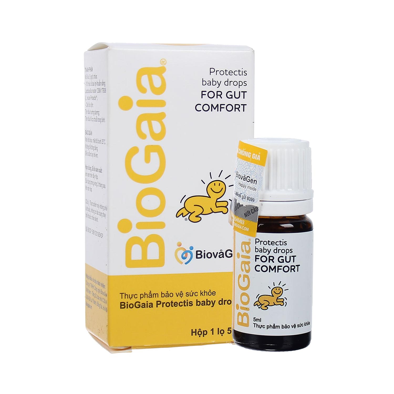 men vi sinh BioGaia Protectis 0+ (5ml)