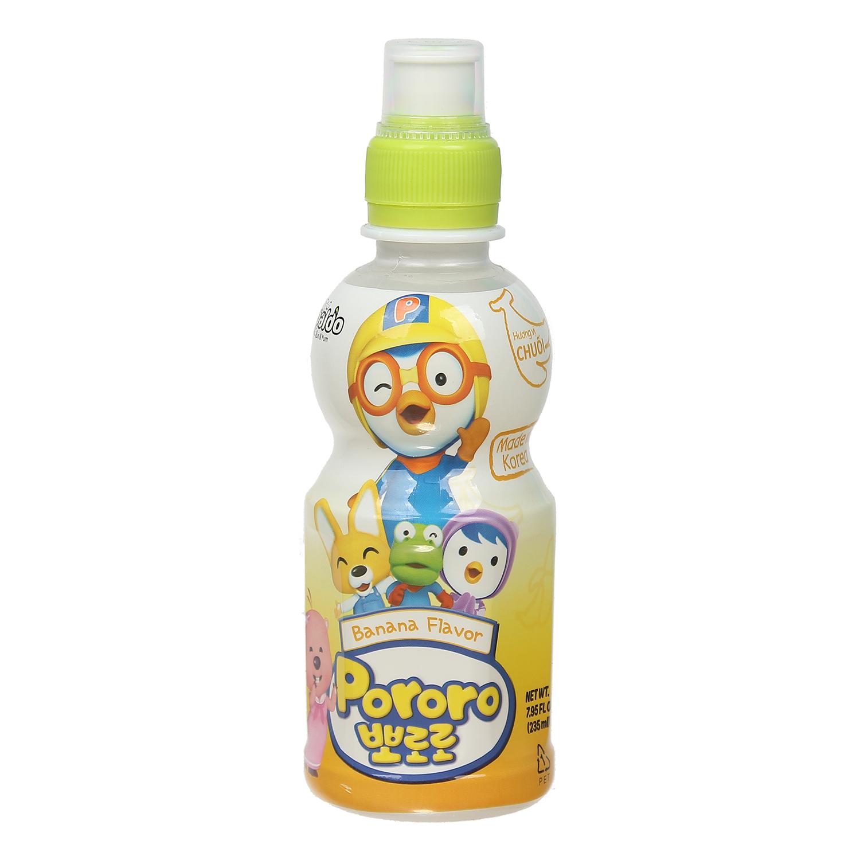 Nước uống Pororo Hàn Quốc hương vị chuối 235ml