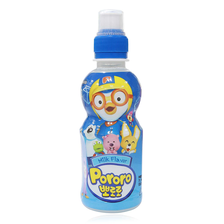 Nước uống Pororo Hàn Quốc hương vị sữa chai 235ml