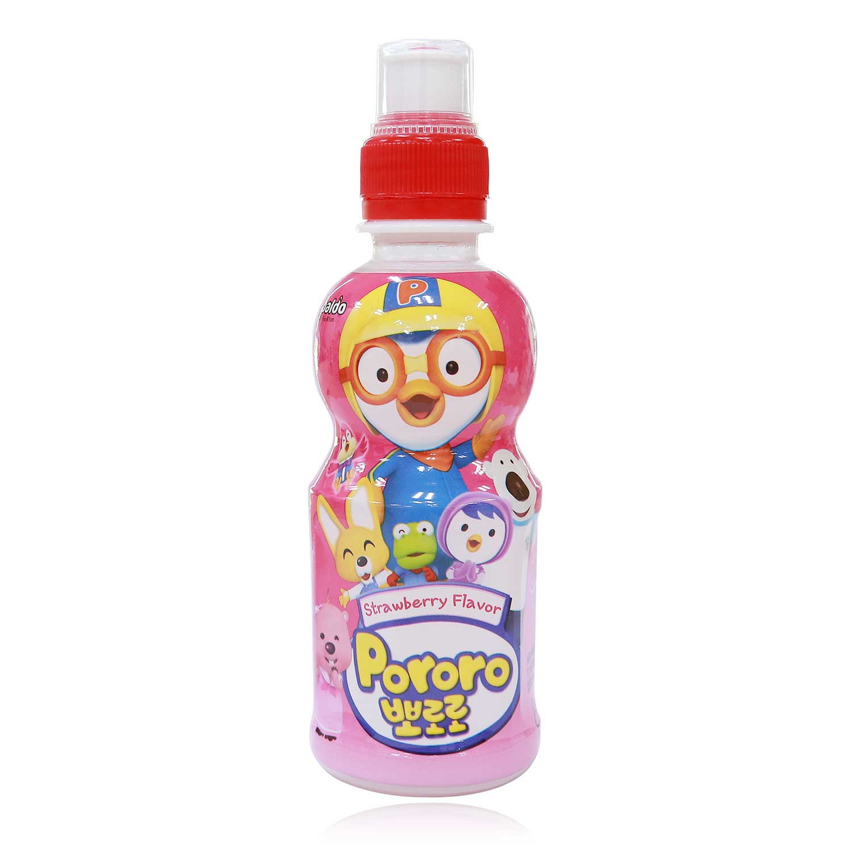 Nước uống Pororo Hàn Quốc hương vị dâuchai 235ml
