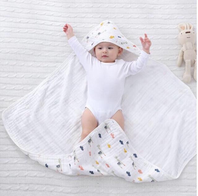 chăn ủ cho bé sơ sinh