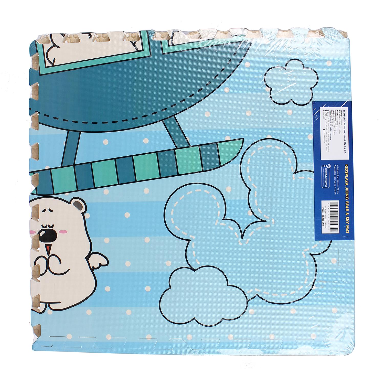 Thảm ghép Kidsplaza Jiong Bear và Sky