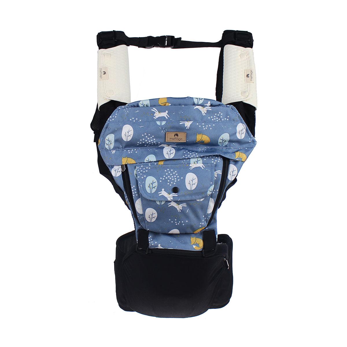 Địu ngồi cho bé Hip seat premium mamago C04
