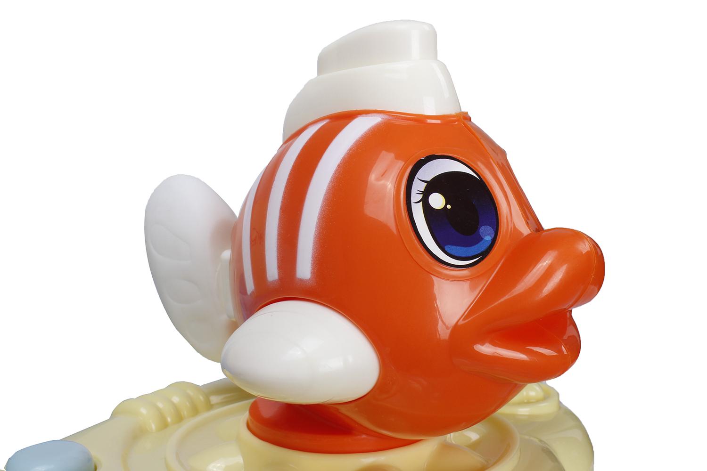 Xe tập đi hình cá Nemo XTD39 được các bé ưa thích