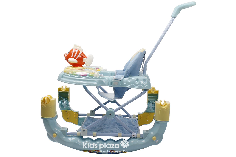 Xe tập đi hình cá Nemo XTD39 màu sắc nổi bật