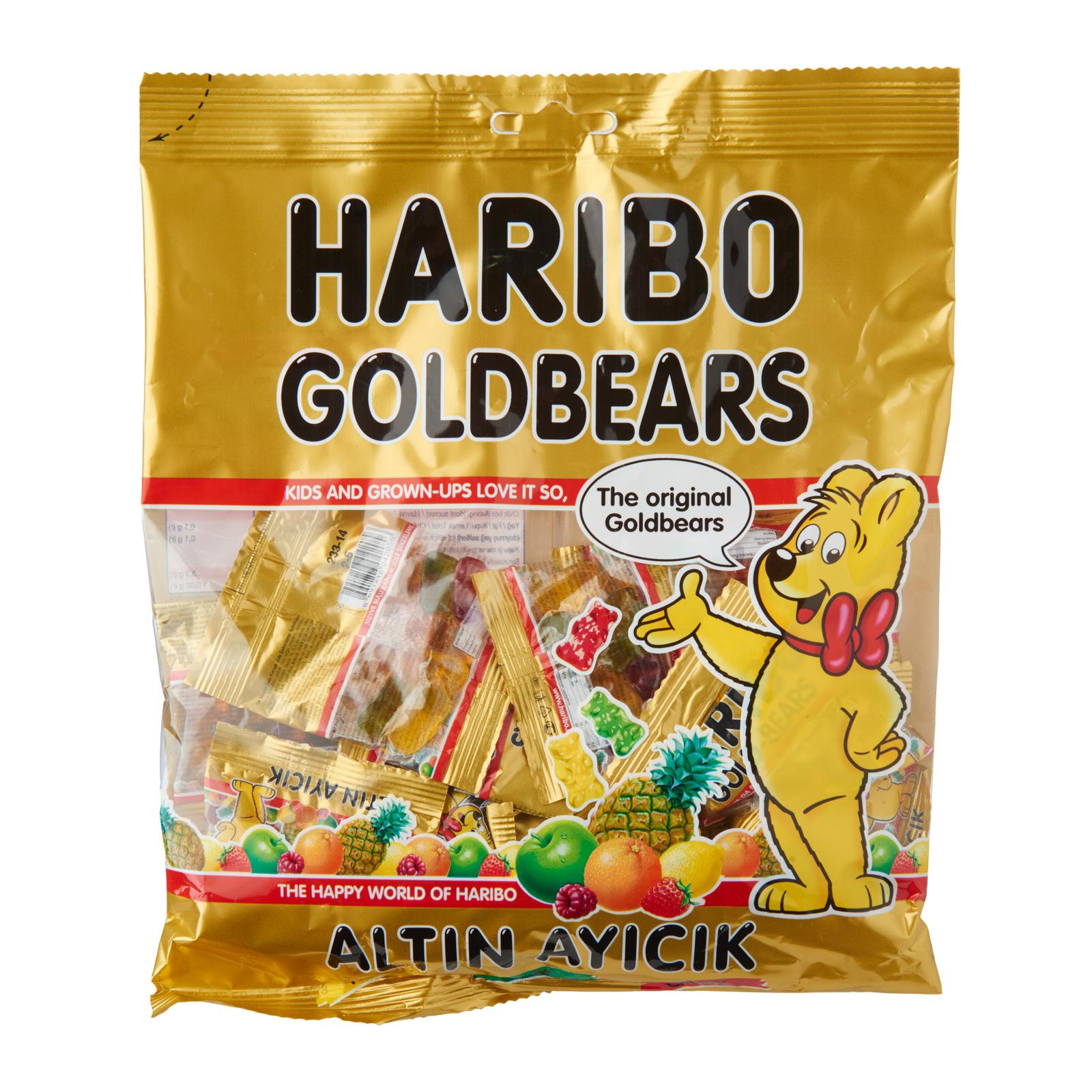 Kẹo dẻo Haribo Goldbears thơm ngon