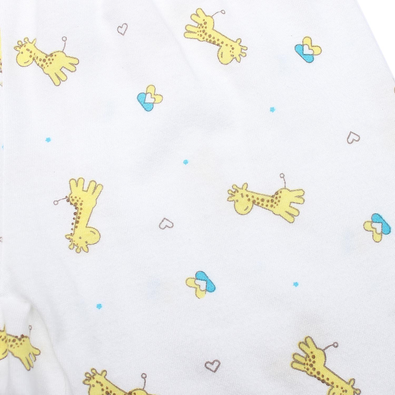 Quần dài sơ sinh cho bé Kidsplaza in hình hươu cao cổ TV