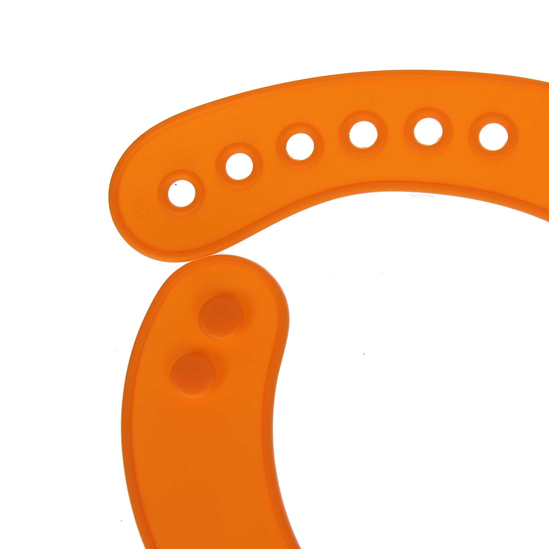 Yếm ăn cho bé silicone Kiza BIB023 thiết kế thông minh