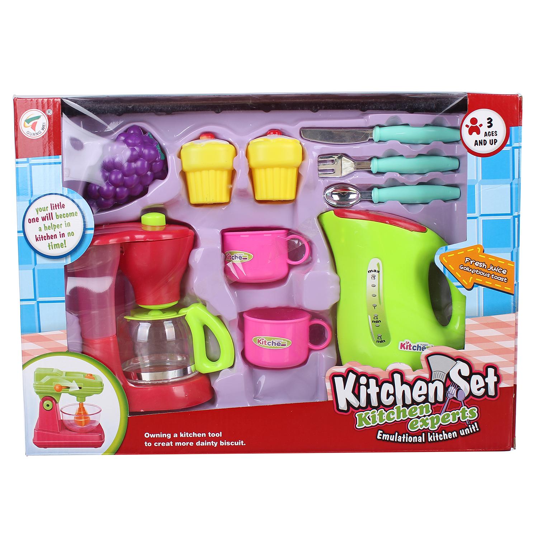 Bộ đồ chơi dụng cụ nhà bếp HW.8853-1