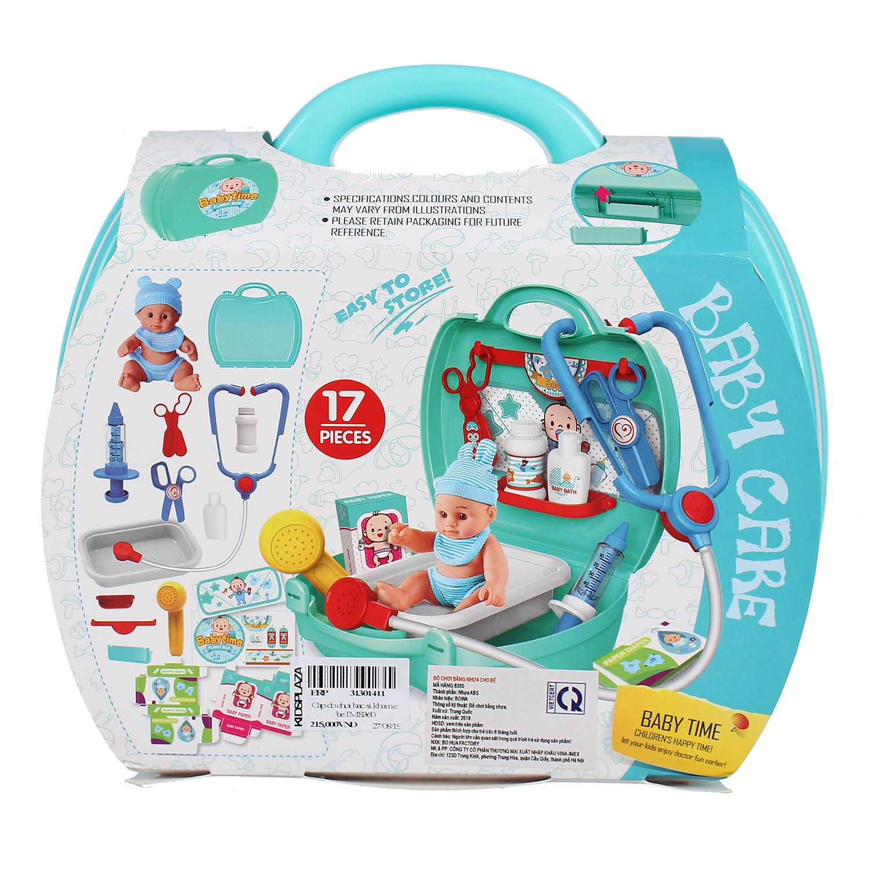 Cặp đồ chơi bác sĩ khám em bé IM.8360