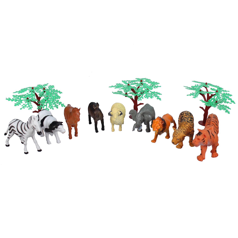 Đồ chơi cặp vali cho bé hình thú rừng CY.XTY-027