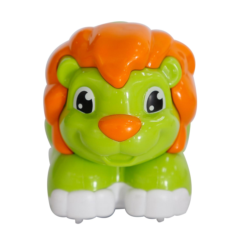 Đồ chơi chạy đà cho bé hình chú sư tử CY.899-3D nhiều màu sắc