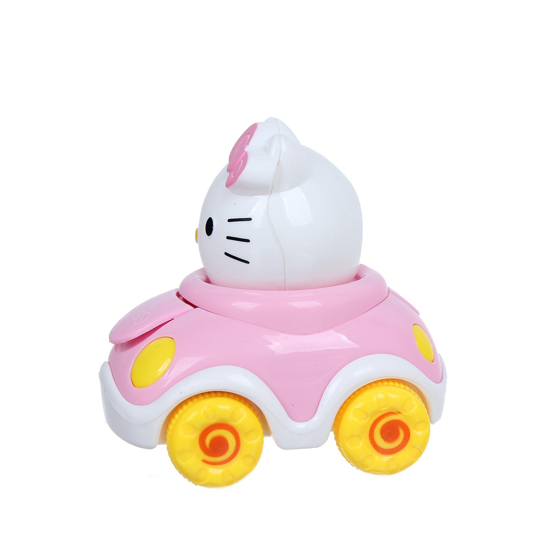 Xe chạy đà hình chú mèo Hello Kitty CY.338-9 chất liệu an toàn