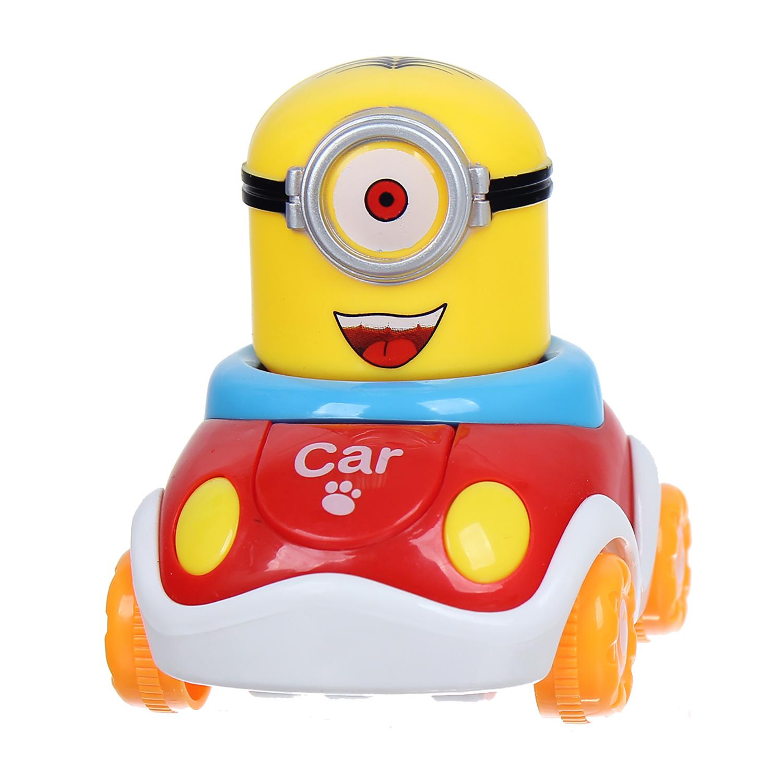 Xe chạy đà hình Minion CY.338-6 màu sắc tươi sáng