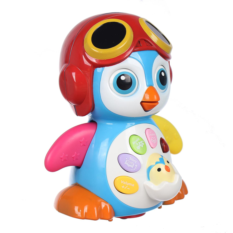 Đồ chơi chim cánh cụt thông minh HW.9003