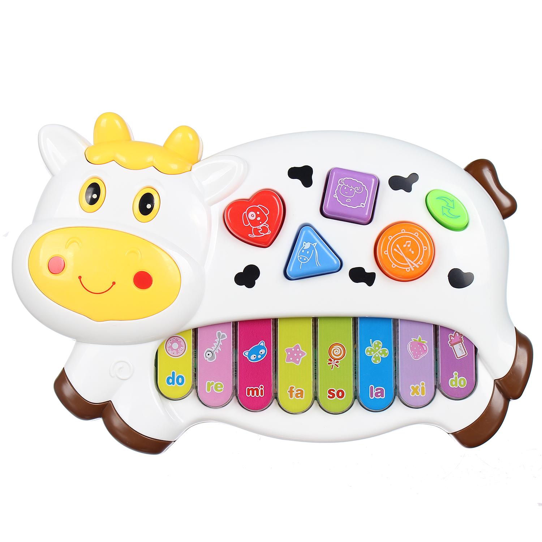 Đồ chơi đàn hình chú bò con IM.SD9923