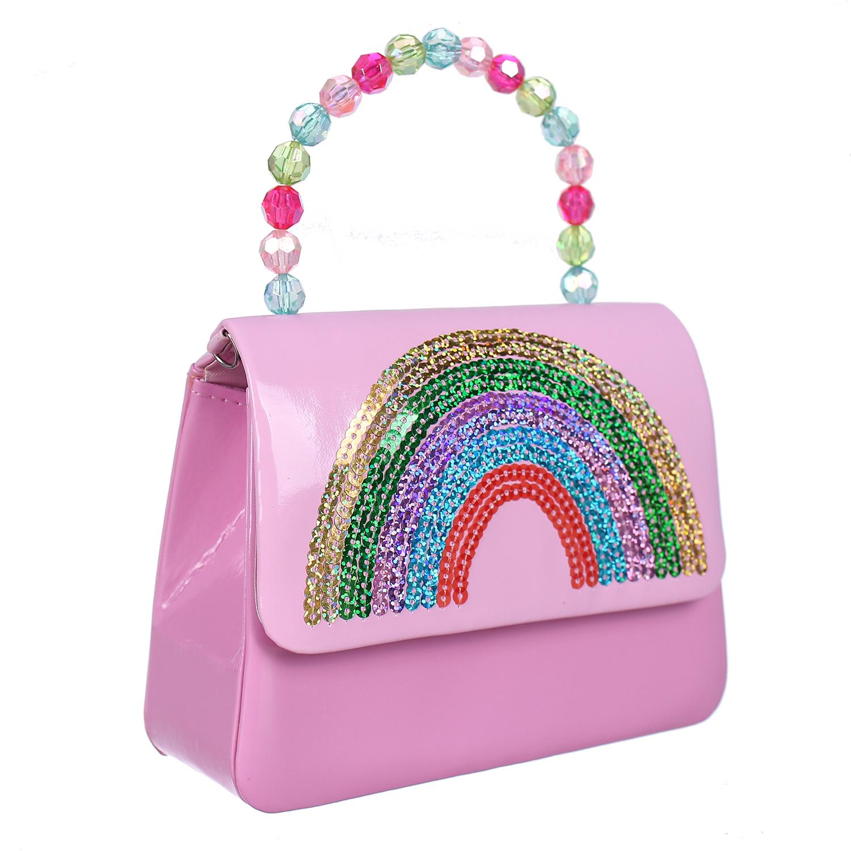 Túi công chúa cầu vồng cho bé CY.JAD15001M